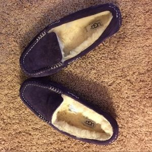 UGG Loafer Slippers—Worn Once!